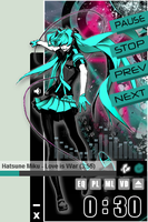 Vocaloid: Love is War Hatsune Miku V2 by seraphimax