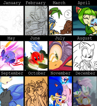 2014 by SteadfastHeartofGold
