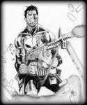 Release the Punisher by Rosae94