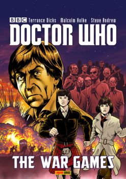 Doctor Who: The War Games (2017) by SteveAndrew
