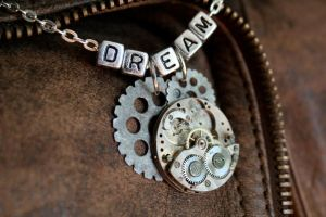 Dream Necklace by medievalfaery