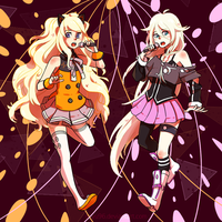 SEEU and IA by miyu96