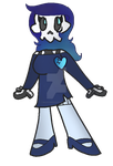 Ghost sona by galaxyghosts
