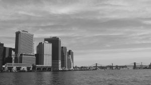 River City: Black+White by sympatheic-darkness