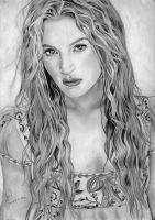 Kate Winslet Angel by riefra