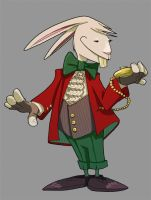 Zork- Mad Arch Hare by Zubby