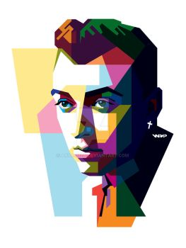 Sam Smith by aryakuza