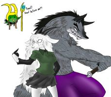 Then there was Meulin and Kurloz by SkitzOpheliac