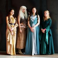 Desucon 8 - Game of Thrones by StarbitCosplay