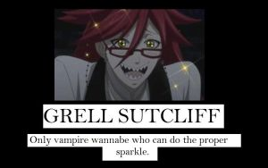 Grell Sutcliff - Motivational by MercyAntebellum