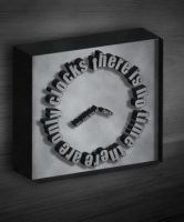Clocks by typoholics