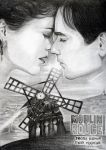 Moulin Rouge Poster by shierly85