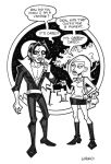 Buffy Meets Morbius by BillWalko