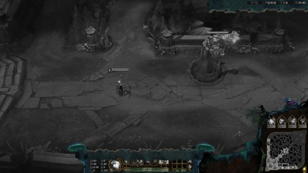 Ivern - League of Legends overlay by benstone326-hu
