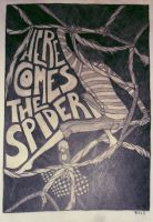 The Spider and the Fly by Kindernacht