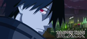 Darker Than Black - Hei by vulgaros