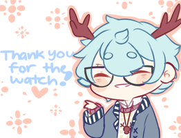 thanks for the watch 2 by IDKismyname