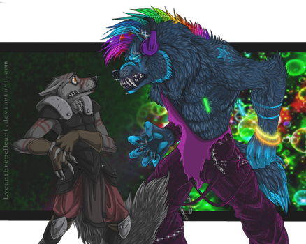 Werewolves and Furries - You're doing it wrong! by LycanthropeHeart