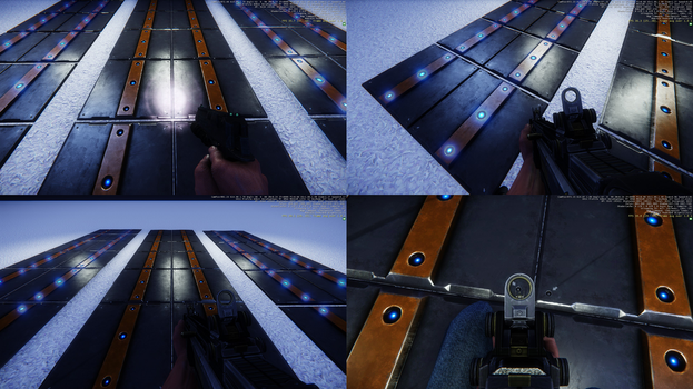 Texturing practice 2 - CryENGINE 3 | Updated by EVIL-MINDS-CREATIONS
