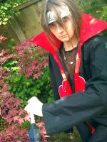 Itachi Cosplay - by Peppermint-Tea