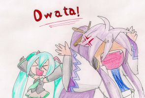 Owata by Watery21