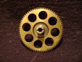 Cogwheel 18 by Panopticon-Stock