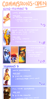 Price Guide Update - OPEN by clumzyme123