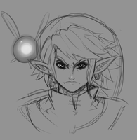 Angry Link by CheloStracks