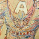 captain america by jhames34