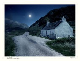 Moonshine Cottage by ArwensGrace