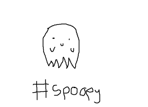 #spoopy by meowmix1997