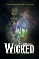 Wicked Movie Poster by Ni-Chan1991