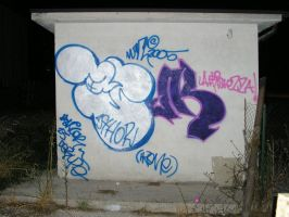 throwup2 by DeRupe