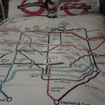 London Underground Duvet! by CooroSnowFox