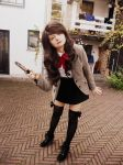 Fem! 11th Doctor by SylviaHope