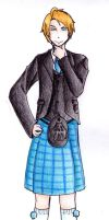 Kilt by Smilexdraw