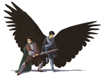 Dnd Destiel by Jennilah