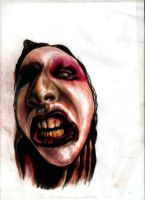 Manson Color Pencil by smile7z