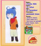 MoE OC : Chibiko Miki by ThiefofStealth