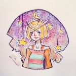 Dream in the stars by AlexisMEOW