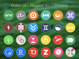 Button UI ~ Requests #5 by BlackVariant