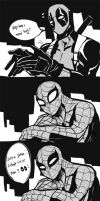 spideypool by GAN-91003