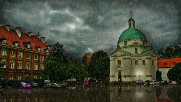 Stormy Sunday by polexing