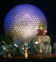 A Little Fantasia at Epcot by ShadowsoftheRose