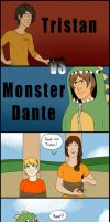 DR - Monster Dante by KammiG