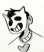 Zacharie by cartoonwho