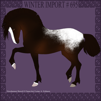 Winter Import #695 by DovieCaba