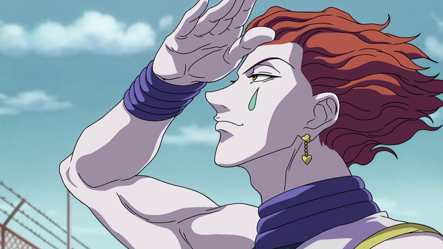 Hisoka Morow by Gaara-Rocks-12