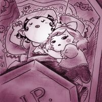 Epilogue - Nap Time at Pale Manor by Mr-DNA