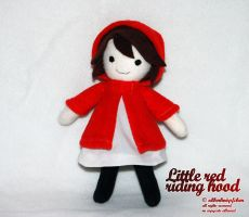 Little red riding hood 1 by Greencherryplum